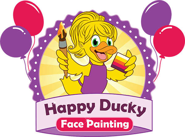 Happy Ducky Face Painting